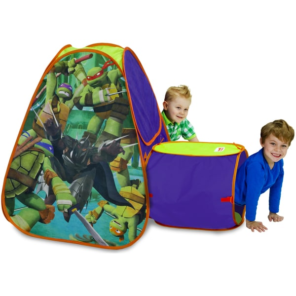 Playhut Teenage Mutant Ninja Turtles Hide About Playhouse