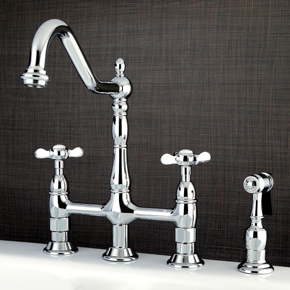 Widespread, Double Handle Faucets | Shop our Best Home Improvement ...