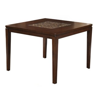 Alpine Granada Wood/Veneer Pub Table