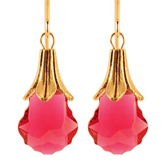 Crystal Bloom Earrings