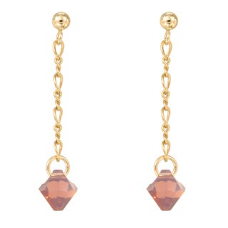 Radiant Rain Drop Earrings