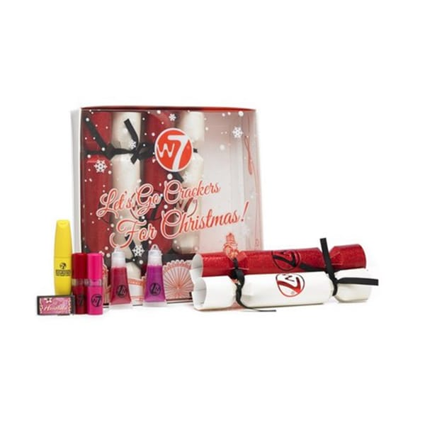 Shop W7 Let s Go Crackers for Christmas 6-piece Makeup Set - Free Shipping  On Orders Over  45 - Overstock - 13189552 7d7a16dfbd57