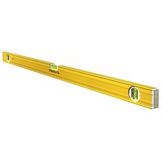 Stabila 29048 48-Inch Type 80A-2 3-Vial Contractors Level