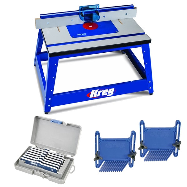Kreg prs3400 precision router table setup bars set of 7 best kreg precision router table setup bars routing accessories keyboard keysfo Choice Image