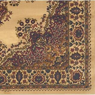 Admire Home Living Caroline Oriental Multicolored Area Rug (7'9 x 11')