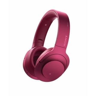Sony H.ear on Wireless Noise Cancelling On-Ear Headphones (Pink)
