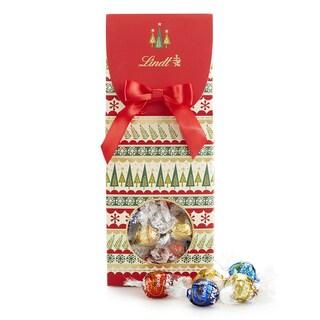 Lindt Lindor Holiday Delights Gift Box