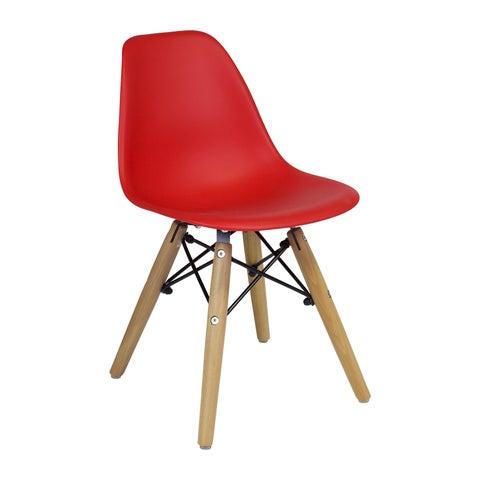 Handmade Mid-century Modern Kid's Dining Chair (China)