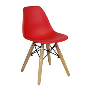 Eames Style Mid Century Modern Children's Side Chair