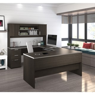 Link to Bestar Ridgeley U-shaped Desk Similar Items in Desks & Computer Tables