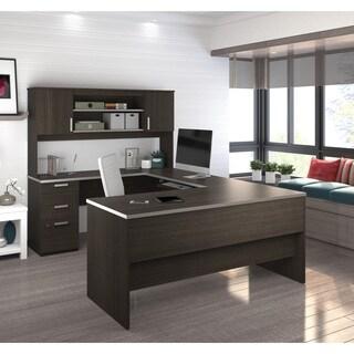 Bestar Ridgeley U Shaped Desk