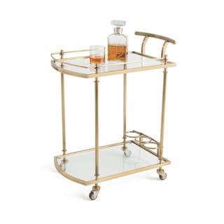 Hip Vintage Shurlock Bar Cart