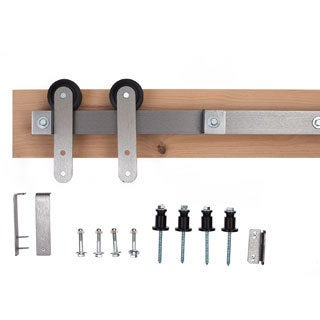 Ironwood High Rise Style Barn Door Hardware System