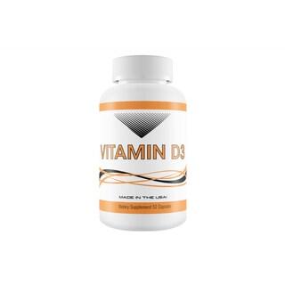 Absonutrix Vitamin D3 (52 Tablets)