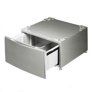 Shop Lg 14 Inch Front Load Steel Washer Dryer Top Mount