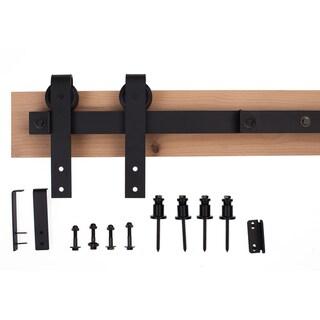 Ironwood Loft Style Barn Door Hardware System