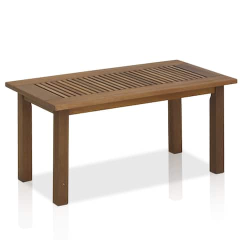 Surfside Teak Hardwood Outdoor Coffee Table by Havenside Home