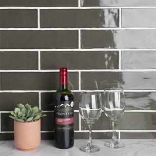 Grey Backsplash Tiles For Less Overstock Com