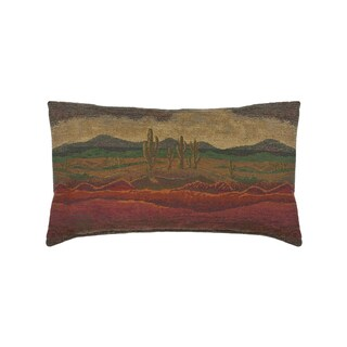 Austin Horn Classics Desert Sunset Boudoir Throw Pillow
