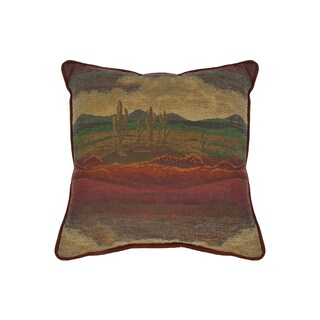 Austin Horn Classics Desert Sunset Throw Pillow