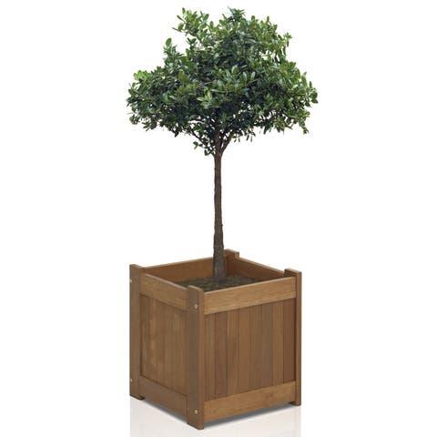 Havenside Home Ormond Hardwood Flower Box