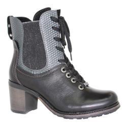 Women's Dromedaris Hayley Boot Black Leather
