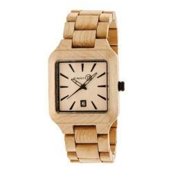 Men's Earth Watches Arapaho Quartz Watch Khaki/Tan Wood/Khaki/Tan