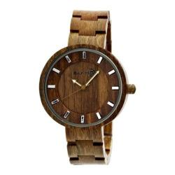 Men's Earth Watches Branch Quartz Watch Olive Wood/Olive