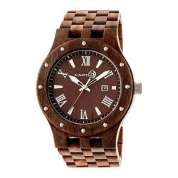 Men's Earth Watches Inyo Quartz Watch Red Wood/Red