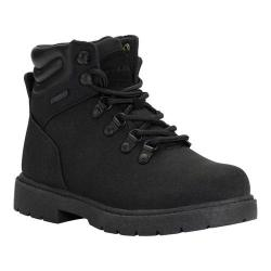 Women's Lugz Grotto Ballistic 6in Work Boot Black