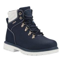 Women's Lugz Grotto Ripstop 6in Work Boot Navy/White