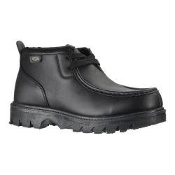 Men's Lugz Walker Boot Black Perma Hide