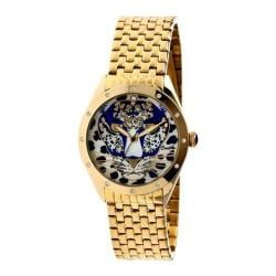 Women's Bertha Alexandra BR4702 Watch Gold Stainless Steel/Multicolored