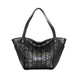 Women's Nino Bossi Begonia Bloom Medium Handbag Black
