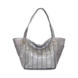 Women's Nino Bossi Begonia Bloom Medium Handbag Stone
