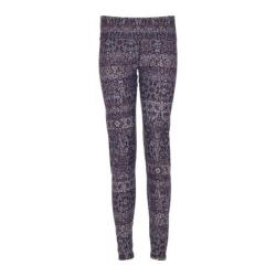 Women's Ojai Clothing Globe-Trotter Leggings Black Tapestry