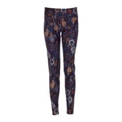 Women's Ojai Clothing Globe-Trotter Leggings Twilight Ethnic