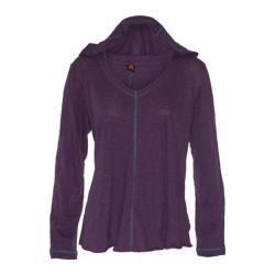 Women's Ojai Clothing Relaxed Hoody Dusty Plum