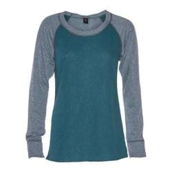 Women's Ojai Clothing Reversible Topa Krush Tunic Deep Sea