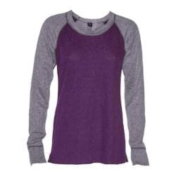 Women's Ojai Clothing Reversible Topa Krush Tunic Plum