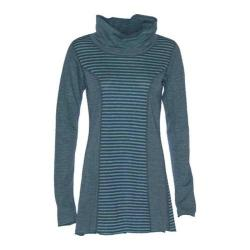 Women's Ojai Clothing Reversible Topa Tunic Deep Sea