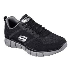 Men's Skechers Equalizer 2.0 True Balance Training Shoe Black/Charcoal