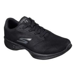 Women's Skechers GOwalk 4 Premier Walking Shoe Black