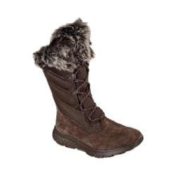 Women's Skechers On the GO 400 Big Chill Boot Chocolate