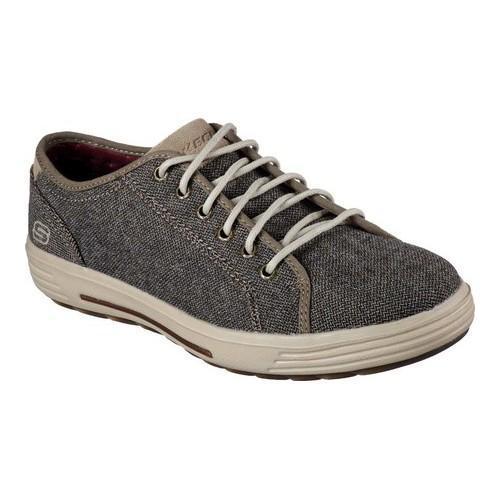42332b1c79db Shop Men's Skechers Relaxed Fit Porter Meteno Sneaker Dark Brown ...