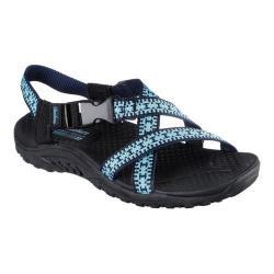 Women's Skechers Reggae Kooky River Sandal Teal/Navy (More options available)