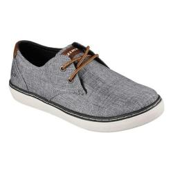 Men's Skechers Relaxed Fit Palen Gadon Sneaker Gray