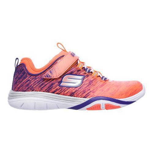 Shop Girls Skechers Stella Sporty Spice Sneaker Orange