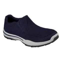 Men's Skechers Skech-Air Elment Vengo Slip-On Navy