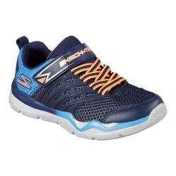 Boys' Skechers Skech-Train Sneaker Navy/Blue